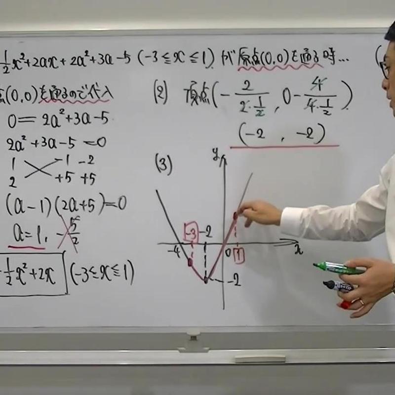 愛仁会看護助産専門学校(数学) H29年度・一般入試・過去問解説