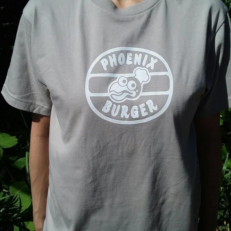 2019 フェニックスTシャツ《シルバーグレー色》Mサイズ