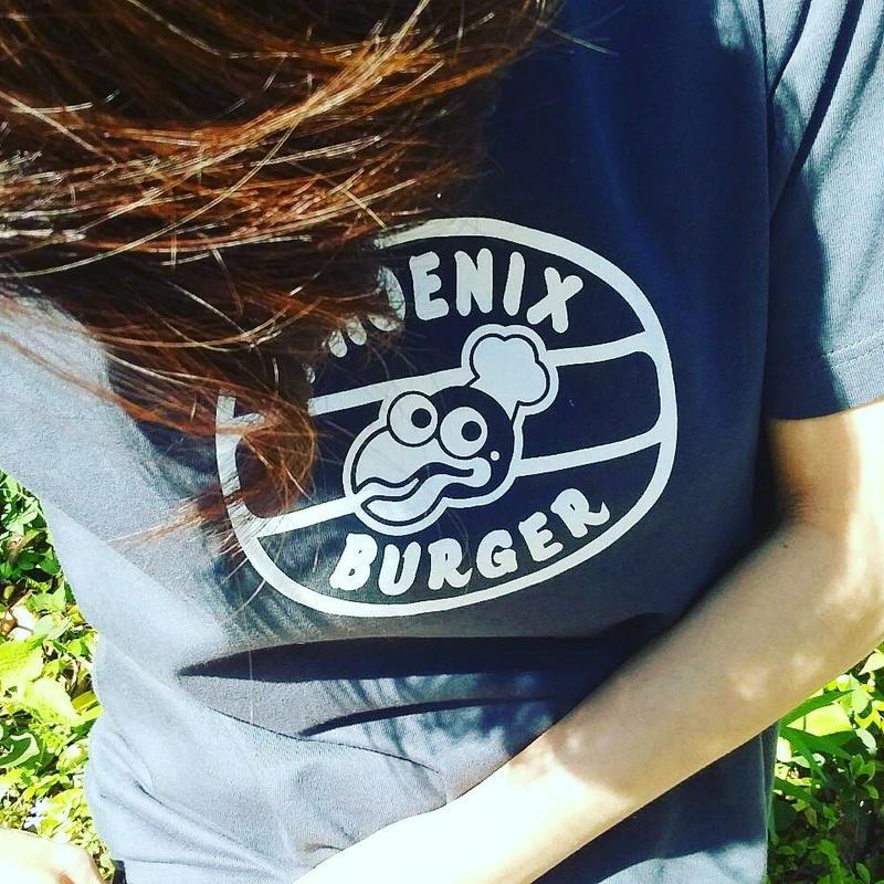 2019 フェニックスTシャツ《デニム色》Mサイズ