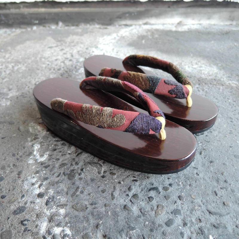 鎌倉横歌舞伎舟型 x Uzbek suzani