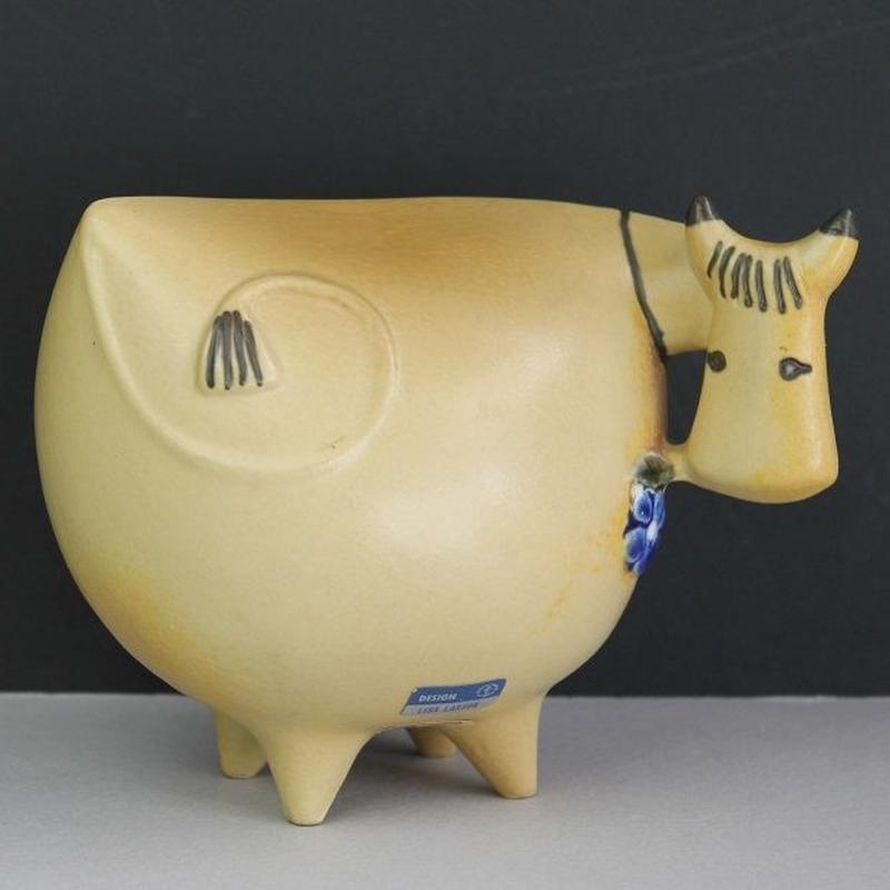 STORA  ZOO  Ko 大きな動物園シリーズ 牛 Cow 1959 リサラーソンヴィンテージ