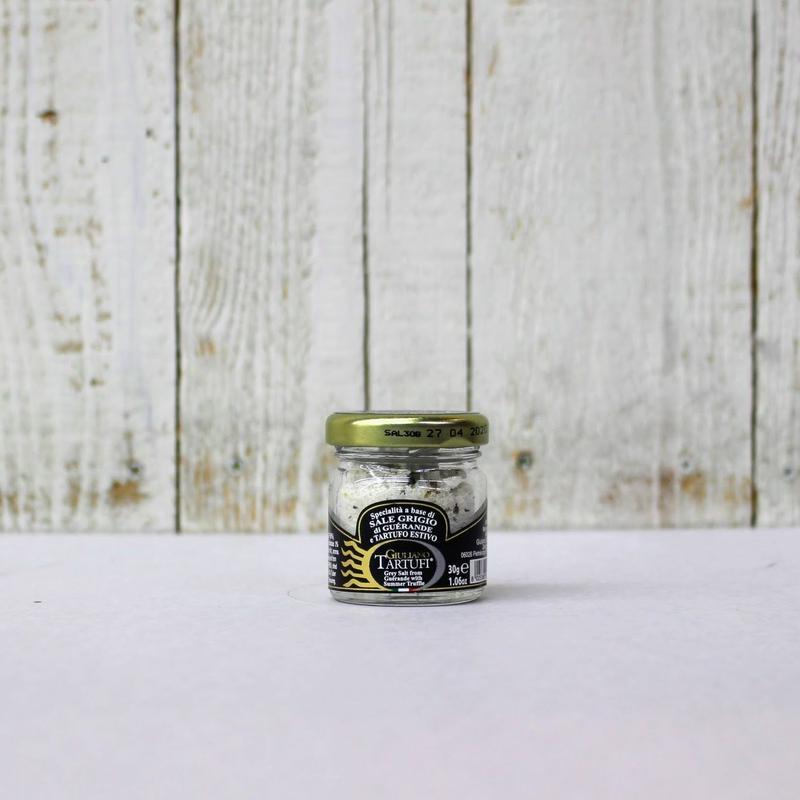 イタリア「サマートリュフ入りゲランド塩」30g