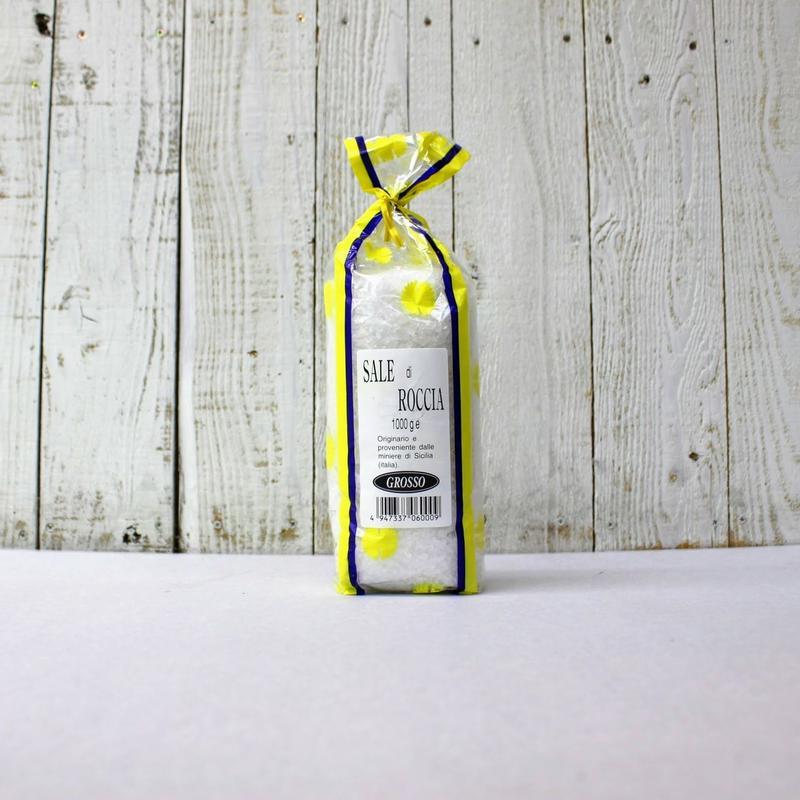 イタリア「サーレ・ディ・ロッチャ」岩塩(グロッソor粗粒)
