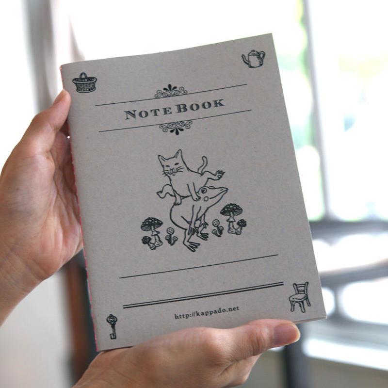 活版印刷ノート 気軽にいきましょう