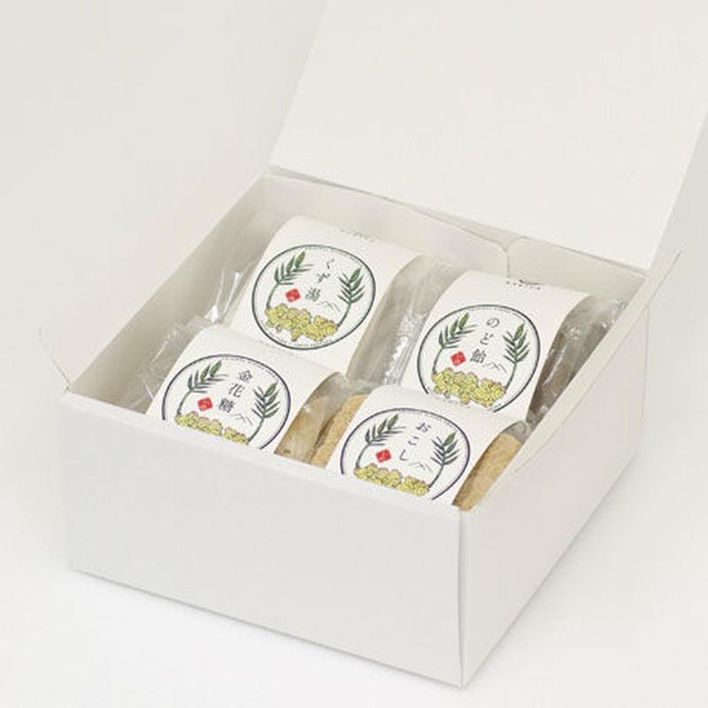 生姜お菓子セット