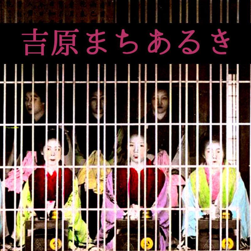 【吉原遊廓】日本唯一の遊廓書店 店長と行くディープ街歩き 割引券付!