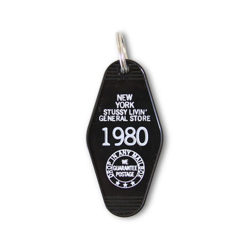 "STUSSY Livin' GENERAL STORE ""GS Key Tag Vol9 / キータグ """