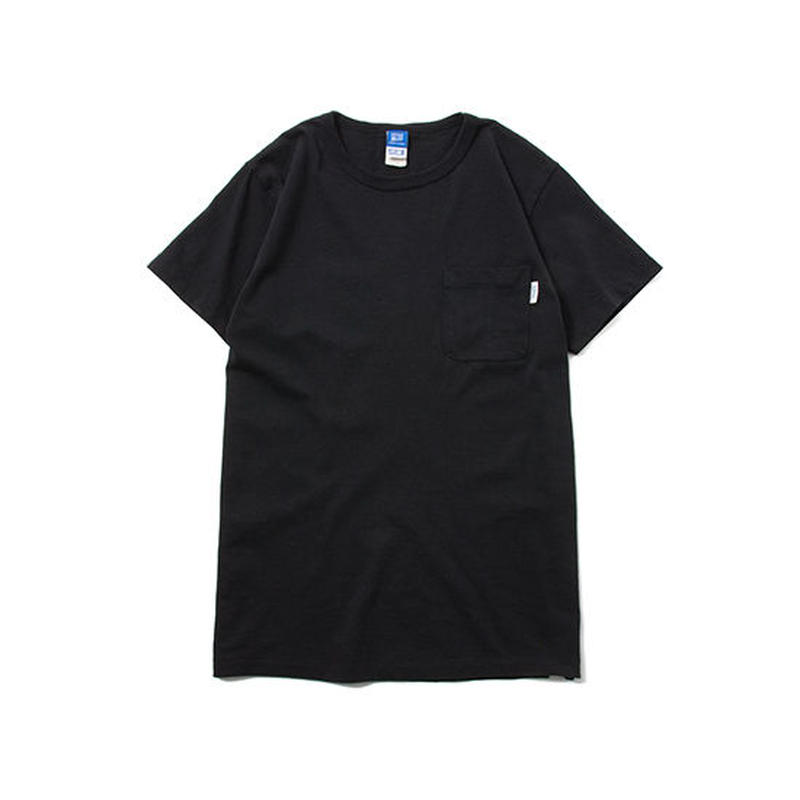 "STUSSY Livin' GENERAL STORE ""GS Vintage Pocket Tee by Velva Sheen / ポケットTシャツ"""