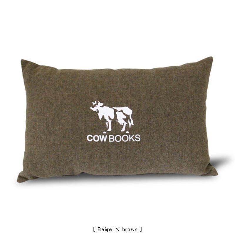 """COW BOOKS(カウブックス)""""Reading Cushion Large / リーディング クッション L"""""""