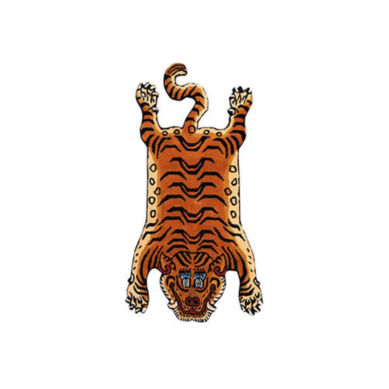 Tibetan Tiger Rug Small / チベタンタイガーラグ S