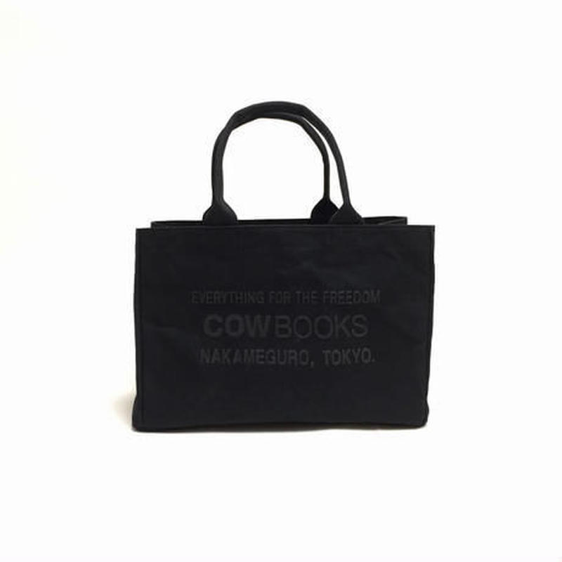 "COW BOOKS(カウブックス)""Container Small (  Black×Black  ) / コンテナ スモール"""