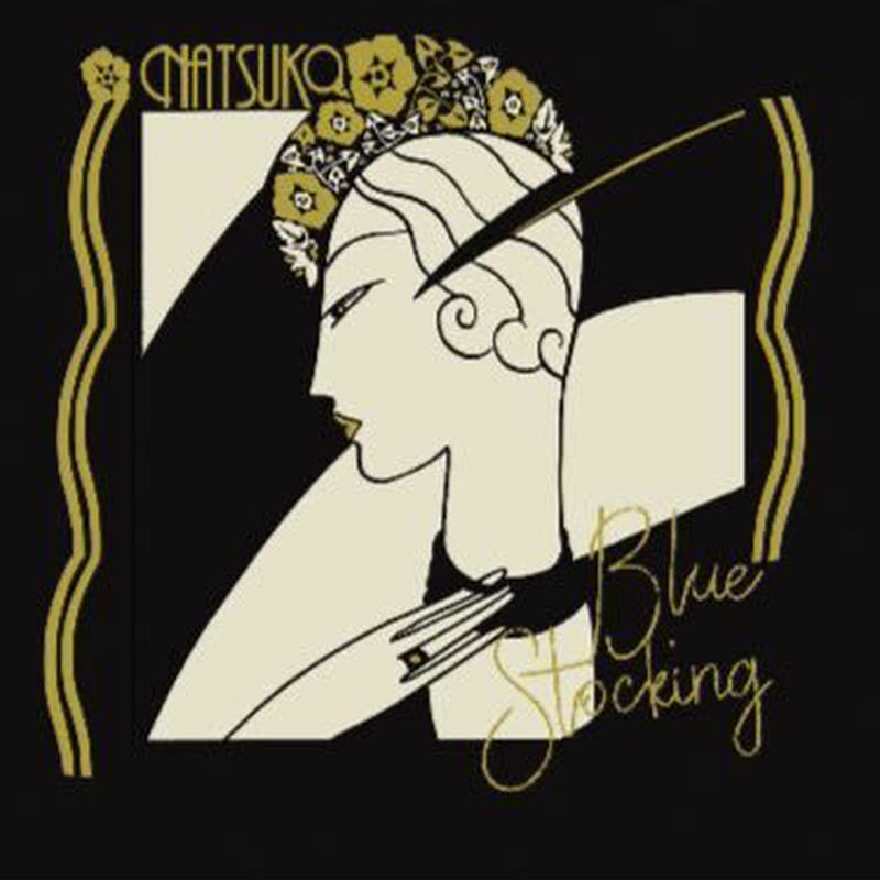 CD001 NATSUKO『Blue Stocking』