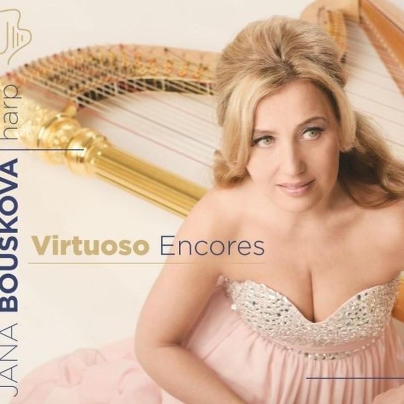 CD「ヴィルトゥオーゾ・アンコール / Virtuoso Encores」ヤナ・ボウシュコヴァー  (国内送料無料)