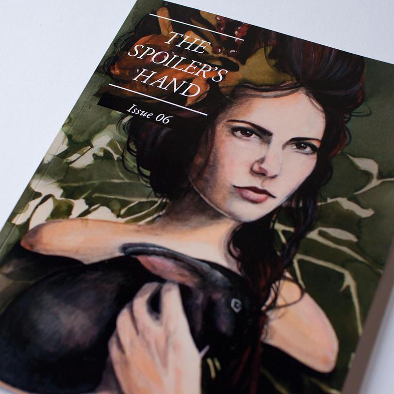 "THE SPOILER'S HAND issue 06 ""Kaleidoscope"""