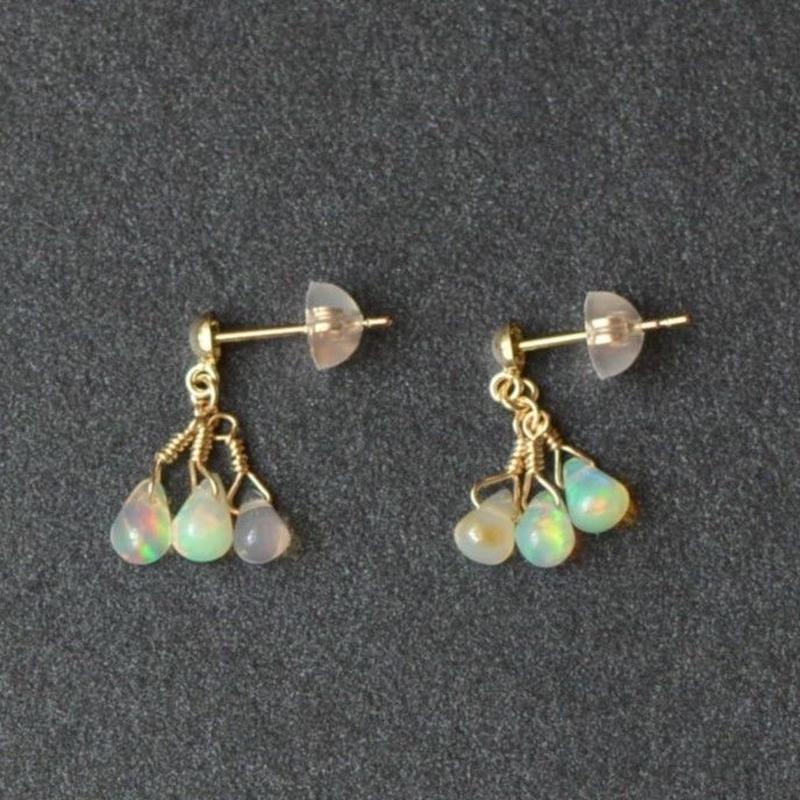 Ethiopia Opal Pierce (SNP-030op-S)