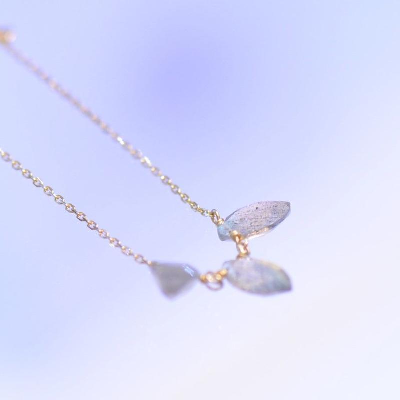 Labradorite Necklace (SNN-026LB)