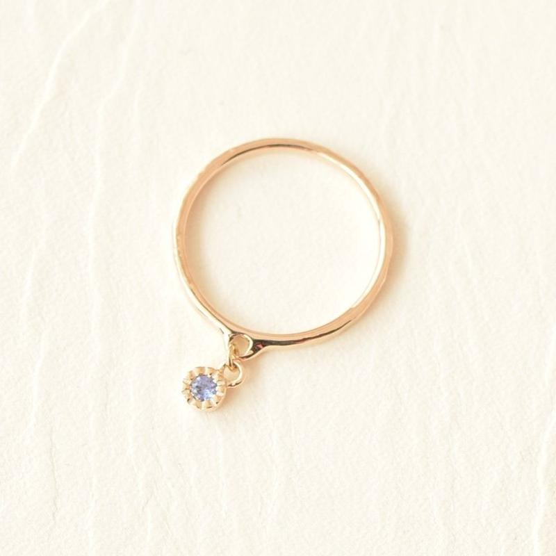 Tanzanite Ring (SNR-018TAN)