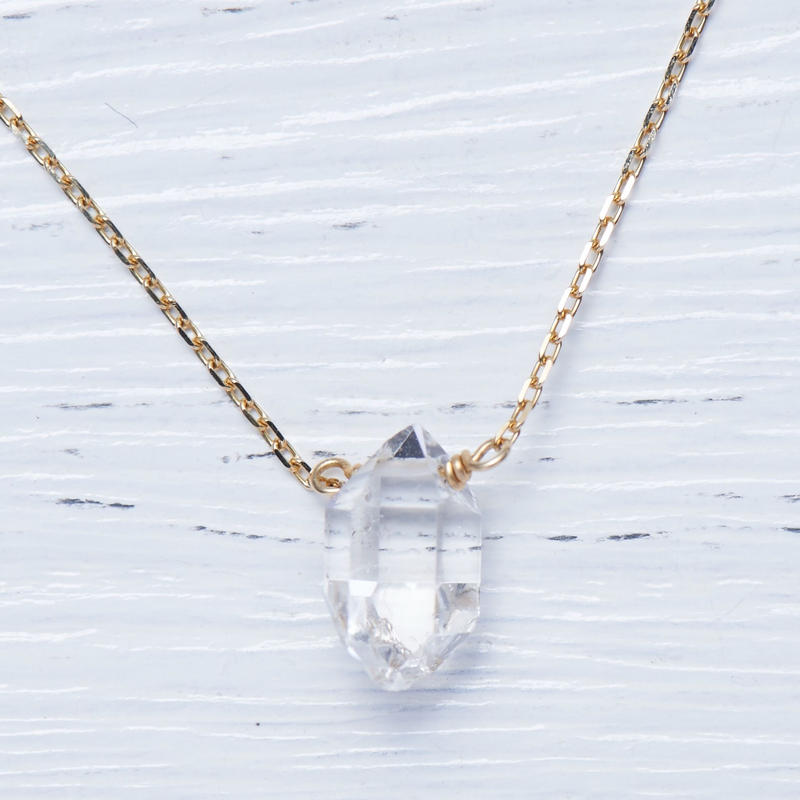 Herkimer Diamond Necklace (SNN-004HD)