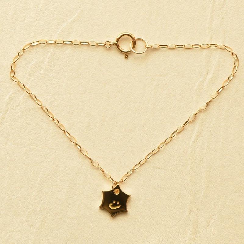 KATACHI bracelet (KATACHI-BR-A K18YG)