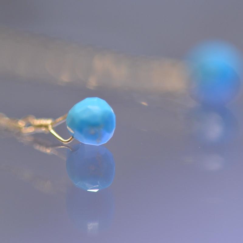 Turquoise pierce (SNP-060TQ-SB-S)