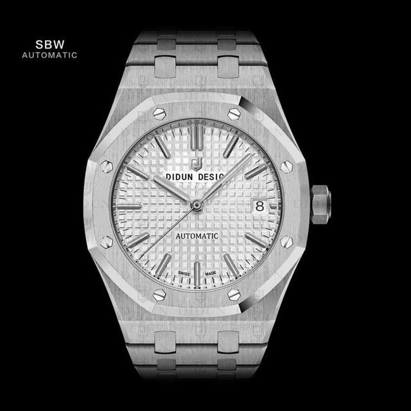Didun 腕時計 自動巻  日本ミヨタ製ムーブメント 機械式腕時計  防水 メンズ  カラー選択可