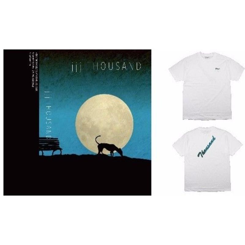 "Thousand Titled JJJ Tee And "" THOUSAND"" Cassette Tape LTD Pack"