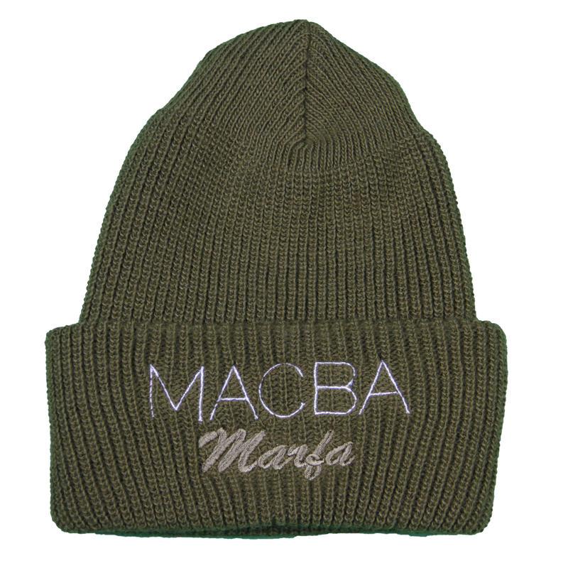 MACBA Knit Cap Coyote Brown
