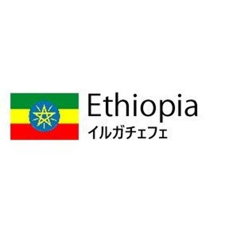 (生豆) Ethiopia イルガチェフェ300g