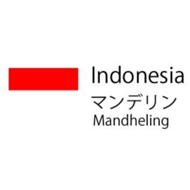 (生豆)マンデリンG-1 Indonesia 500g