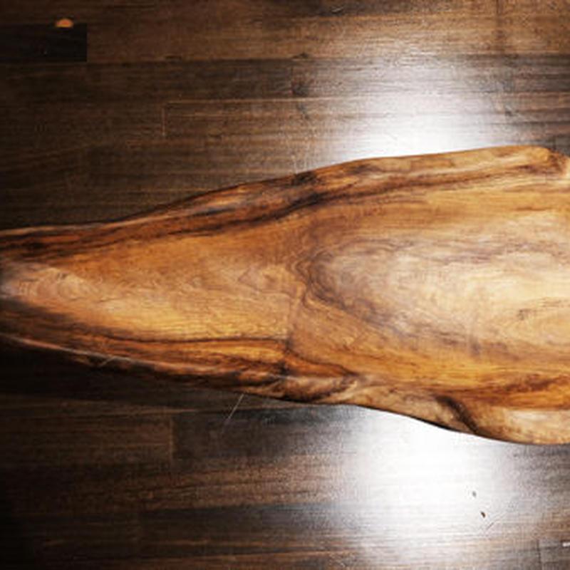 インドネシア産 チークウッドプレート515mm×210mm
