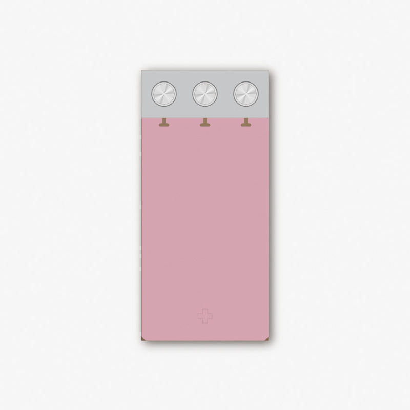 PALE TONE COVER SET D3 - PINK(販売終了)