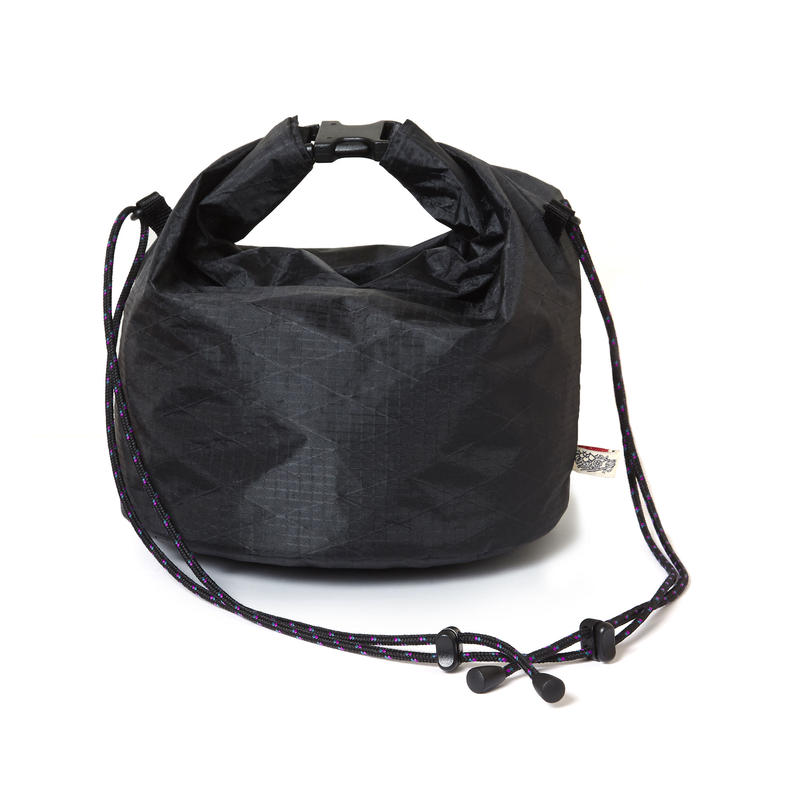 X-pac MINI BAG  BLACK