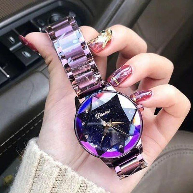new products 081f2 78405 レディース 腕時計 キラキラ クリスタル 文字盤 ファッション ...