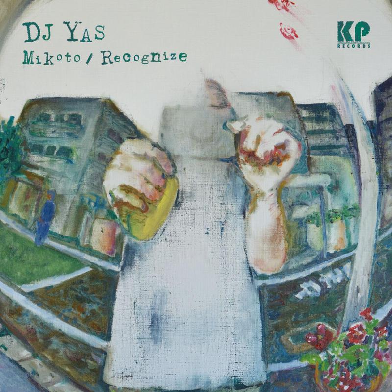"""DJ YAS """"Mikoto/Recognize"""" / 7inch Vinyl"""