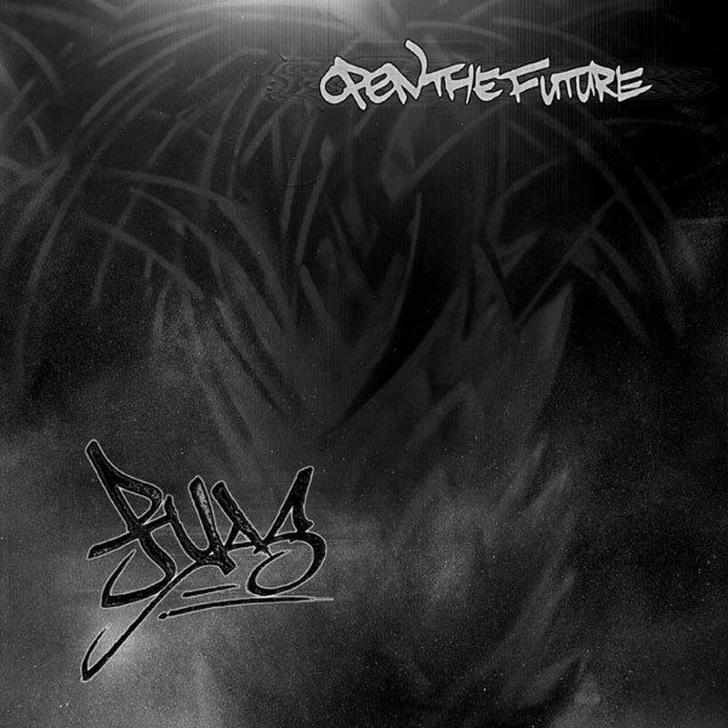"""DJ YAS """"open the future e.p."""" / 12inch Vinyl"""