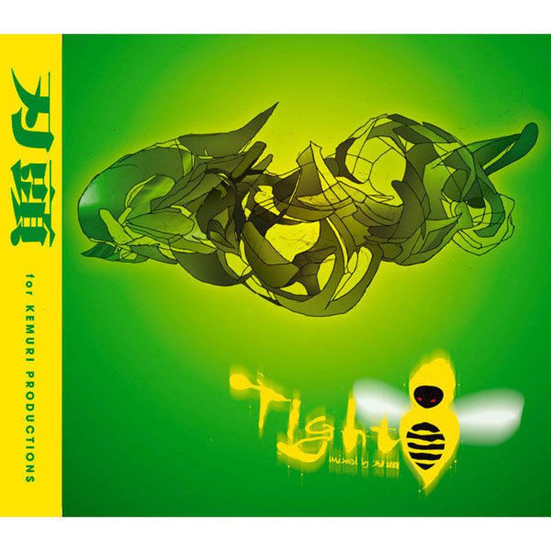 """刃頭 """"TIGHT 8"""" / Mix CD"""