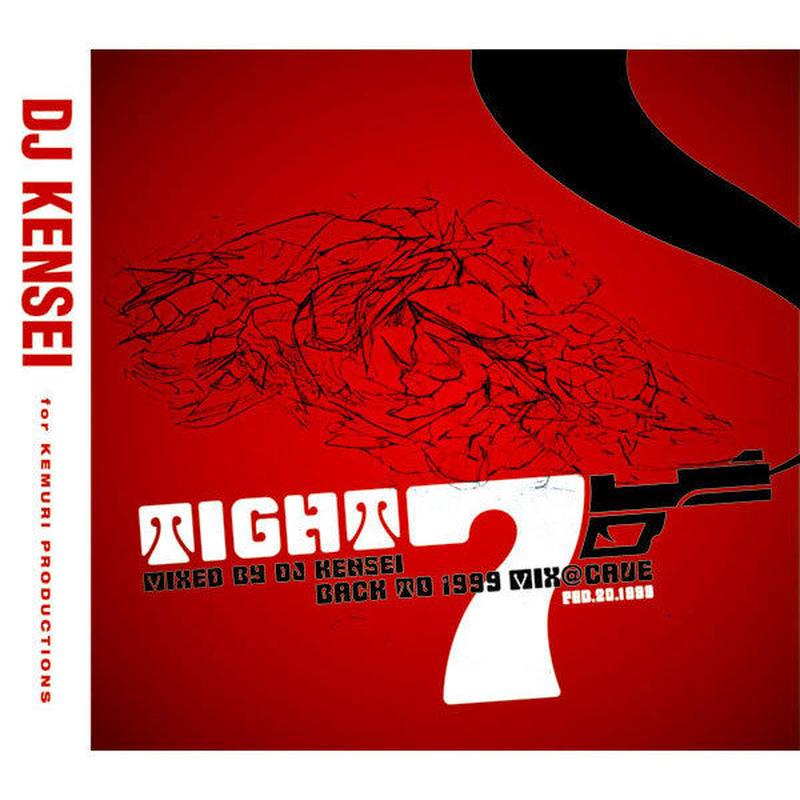 """DJ KENSEI """"TIGHT 7"""" / Mix CD"""