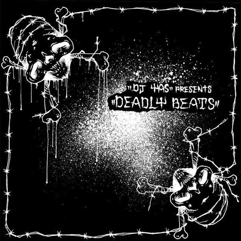 "DJ YAS ""Deadly Beats"" / 12inch Vinyl"