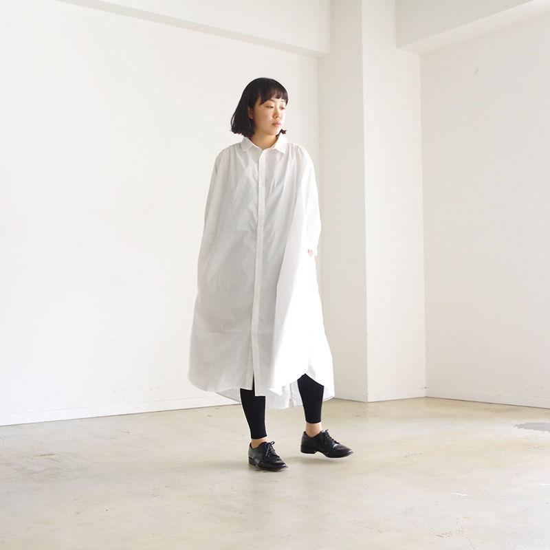 i c h i 190114 Shirts Dress / White