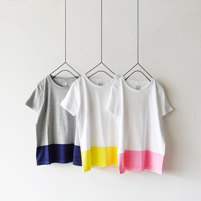 LANAI LA016 Print T-shirt / 3COLORS ( LADIES SIZE )