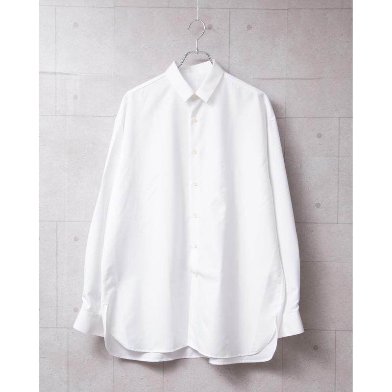 究極の白シャツ「ロング」