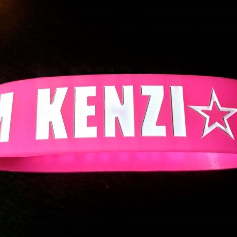KENZIシリコンバンド