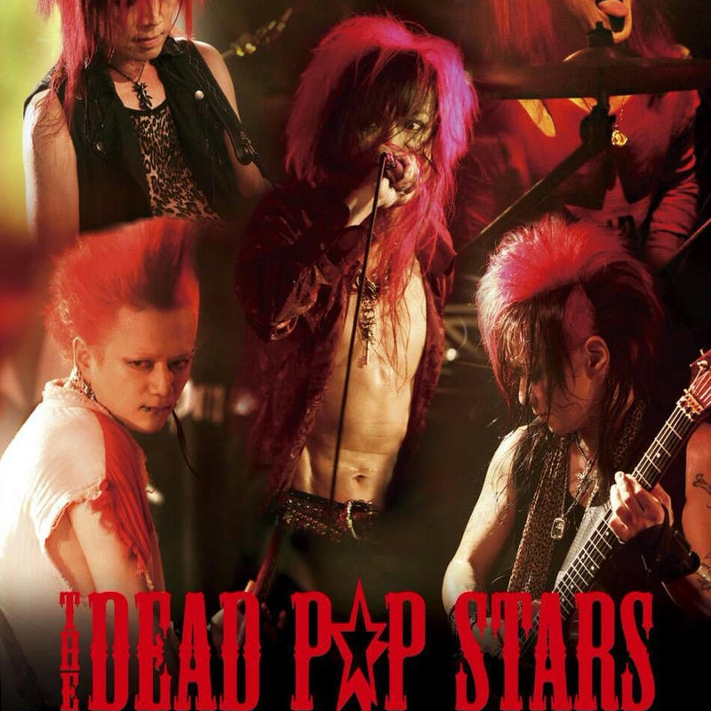 THE DEAD P☆P STARS / The 20th anniversary memorial day DVD
