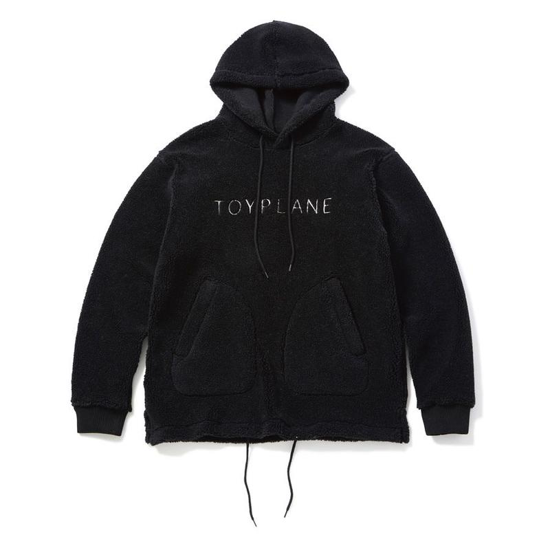 BOA HOODED JACKET