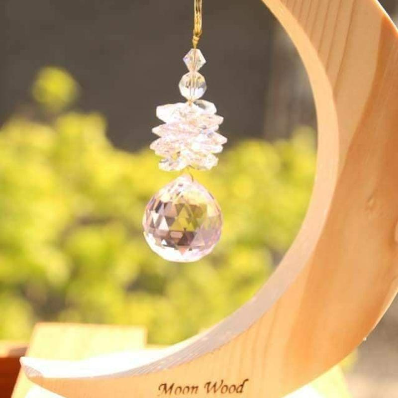 moon wood   Suncatcher ®︎スタンド M