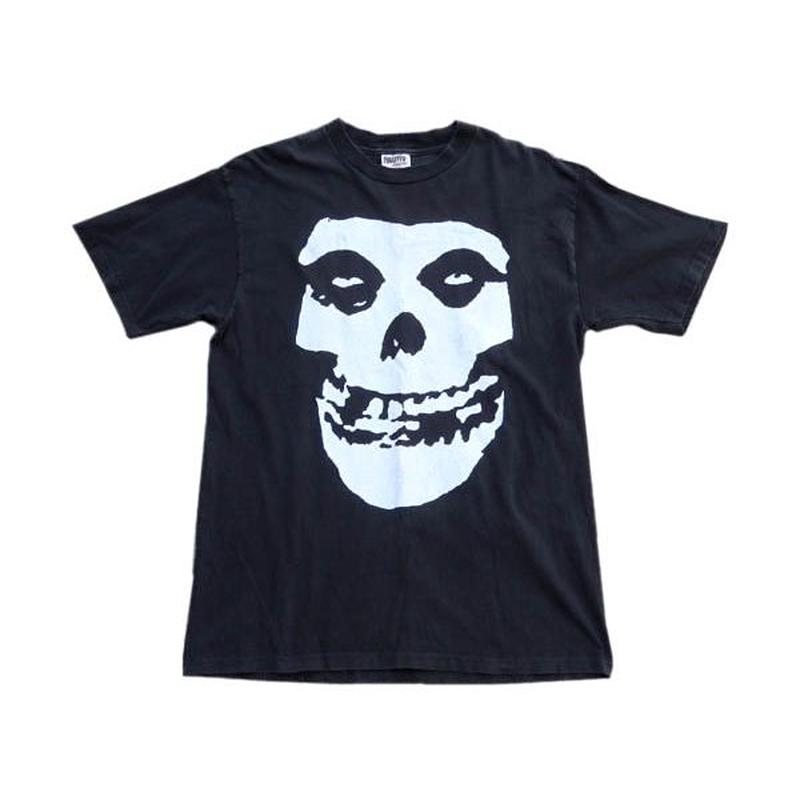 【ミスフィッツ】 90s クリムゾンゴースト Tシャツ 超稀少