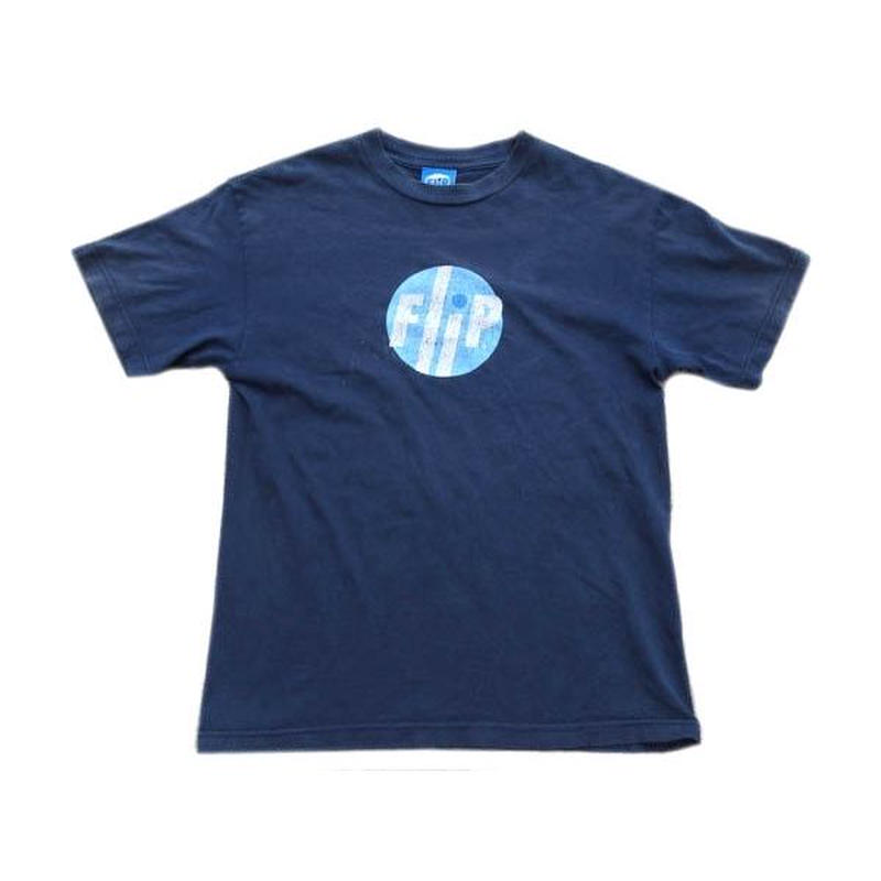 【FLIP】 90s オールドスケートTシャツ Mサイズ 雰囲気◎