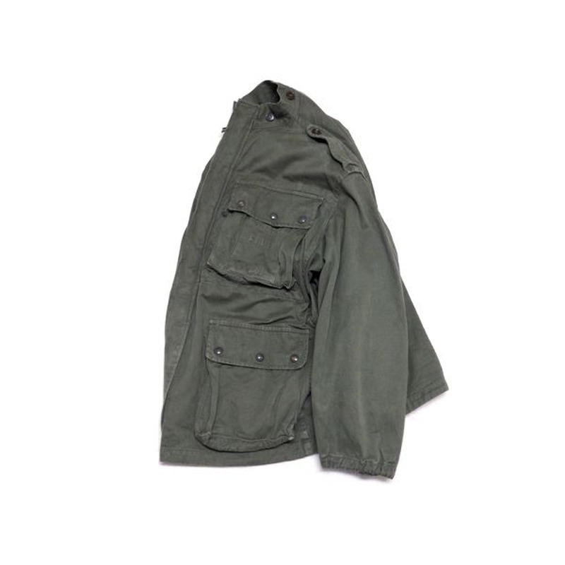 【フランス軍】 60s 空挺部隊用 フライトジャケット 超稀少!