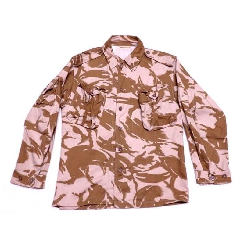 【イギリス軍】 グッドデザイン! コンバットジャケット