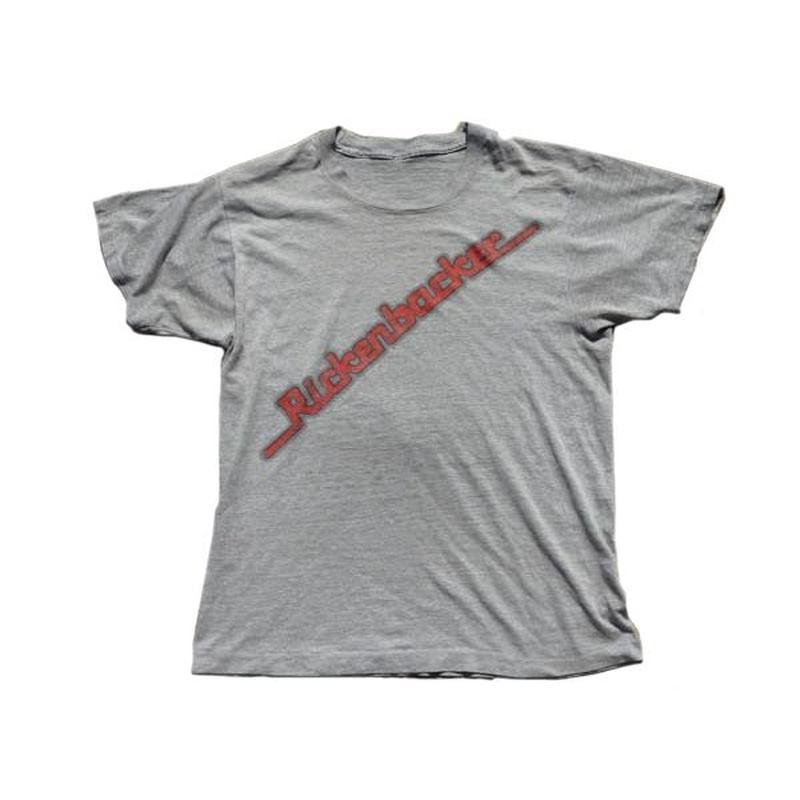 【リッケンバッカー】 楽器メーカー 企業Tシャツ おすすめ◎